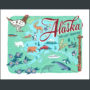 Alaska illustration by Chandler O'Leary